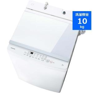 【無料長期保証】東芝 AW-10M7(W) 全自動洗濯機 10kg ピュアホワイト<br&gt...