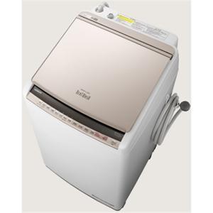 【無料長期保証】日立 BW-DV100E N 縦型洗濯乾燥機 (洗濯10.0kg /乾燥5.5kg) シャンパン|yamada-denki