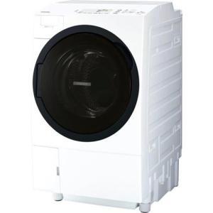 東芝 TW-117A8L(W) ドラム式洗濯乾燥機 ZABOON(ザブーン) (洗濯11.0kg /...
