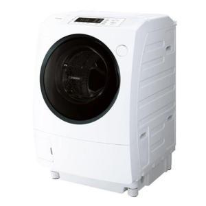 東芝 TW-95G8L(W) ドラム式洗濯乾燥機 ZABOON(ザブーン) (洗濯9.0kg /乾燥...
