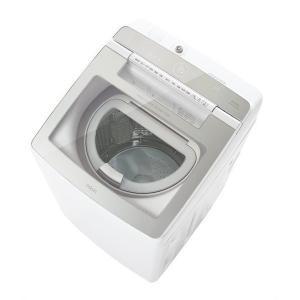 AQUA AQW-GTW100H(W) タテ型洗濯乾燥機 洗濯10kg/乾燥5kg ホワイト系|yamada-denki
