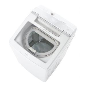 AQUA AQW-GTW90H(W) タテ型洗濯乾燥機 洗濯9kg/乾燥4.5kg ホワイト系|yamada-denki