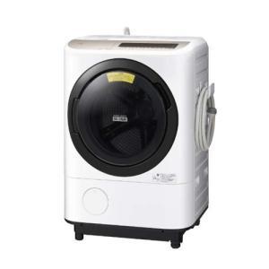 【無料長期保証】日立 BD-NV120ER W ドラム式洗濯乾燥機 (洗濯12kg /乾燥6.0kg...