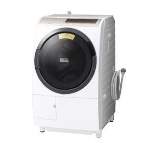 【無料長期保証】日立 BD-SV110ER W ドラム式洗濯乾燥機 (洗濯11.0kg /乾燥6.0...