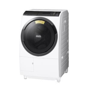 【無料長期保証】日立 BD-SG100EL W ドラム式洗濯乾燥機 (洗濯10kg /乾燥6.0kg・左開き) ホワイトの画像