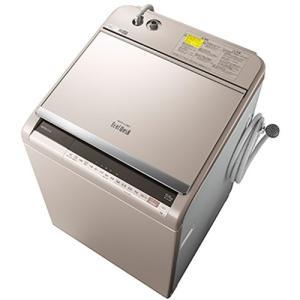 【無料長期保証】日立 BW-DV120E N 縦型洗濯乾燥機 12kg シャンパン