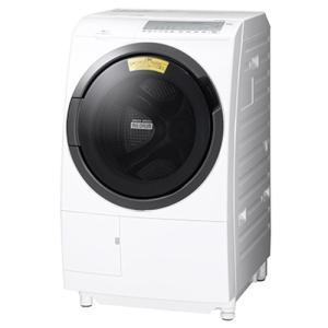【無料長期保証】洗濯機 日立 ドラム式 10KG BD-SG100FL-W ドラム式洗濯乾燥機 ビッ...