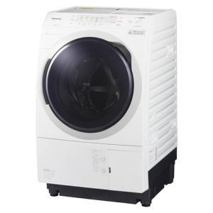 【無料長期保証】洗濯機 パナソニック ドラム式 10KG NA-VX300BL-W ななめドラム洗濯...