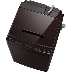 【無料長期保証】東芝 AW-10SD9(T) 全自動洗濯機 (洗濯・脱水10kg) ZABOON ウ...