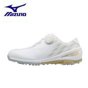 ミズノ MIZUNO ゴルフ スパイクレス レディース ネクスライト004ボア EEE 51GW17...