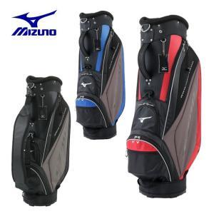 ミズノ MIZUNO  ゴルフ キャディバッグ メンズ T-ZOID 5LJC179300|yamada-denki