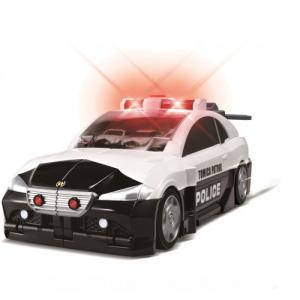 タカラトミー トミカワールド ビッグに変形!デカパトロールカー