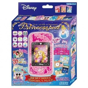 セガトイズ ディズニーキャラクターズ Princess Pod(プリンセスポッド) ピンク・885