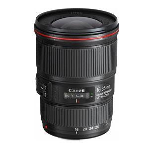 キャノン 交換用レンズ EF16-35mm F4L IS USM|yamada-denki