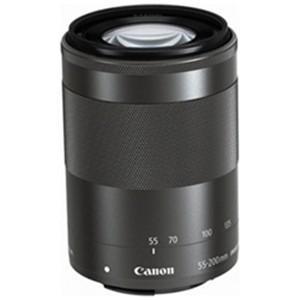 キヤノン 交換用レンズ EF-M55-200mm F4.5-6.3 IS STM<br>...
