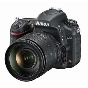 ニコン D750LK24-120 デジタル一眼カメラ 24-120 VRレンズキット|yamada-denki