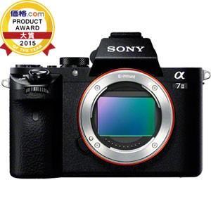ソニー ILCE-7M2 デジタル一眼カメラ α7II ボディ<br>315