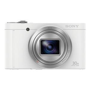 ソニー DSC-WX500-W デジタルカメラ Cyber-shot(サイバーショット) ホワイト&...