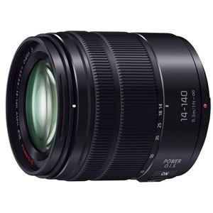 パナソニック H-FS14140-KA 交換用レンズ LUMIX G VARIO 14-140mm ...