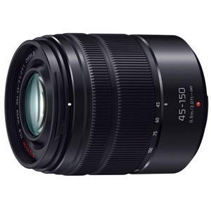 パナソニック H-FS45150-KA 交換用レンズ LUMIX G VARIO 45-150mm ...