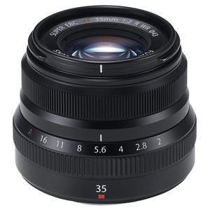 富士フイルム 交換用レンズ XF35mm F2 R WR ブラック<br>315