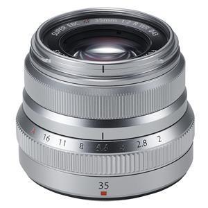 富士フイルム 交換用レンズ XF35mm F2 R WR シルバー<br>315