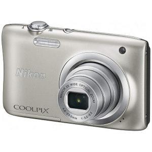 ニコン A100SL デジタルカメラ 「COOLPIX(クールピクス)」 A100 シルバー|yamada-denki