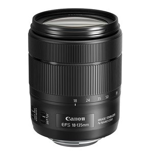 キヤノン 交換用レンズ EF-S18-135mm F3.5-5.6 IS USM<br>...