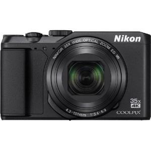 ニコン A900BK デジタルカメラ COOLPIX(クールピクス) A900(ブラック)|yamada-denki