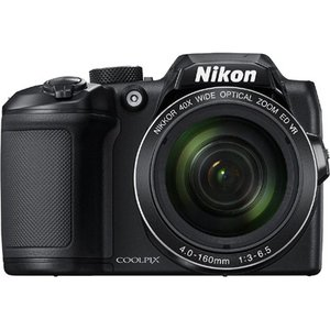 ニコン B500BK デジタルカメラ COOLPIX(クールピクス) B500(ブラック)<b...