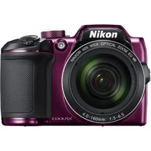 ニコン B500PU デジタルカメラ COOLPIX(クールピクス) B500(プラム)<br...