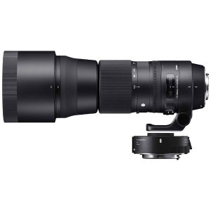 シグマ 交換用レンズ 150-600mm F5-6.3 DG OS HSM Contemporary テレコンバーターキット ニコンFマウント|yamada-denki