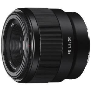 ソニー SEL50F18F 交換用レンズ FE 50mm F1.8