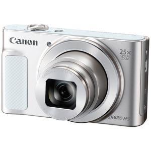 キヤノン PSSX620HSWH デジタルカメラ PowerShot(パワーショット) SX620 ...