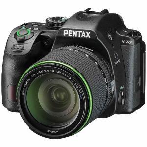 ペンタックス(PENTAX) K-70-18-135-BK デジタル一眼レフカメラ「PENTAX K...