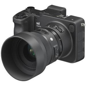 シグマ ミラーレス一眼カメラ 「SIGMA sd Quattro」30mm F1.4 DC HSM ...