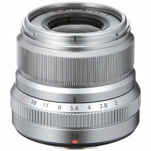 富士フイルム XF23MMF2RWRS 交換用レンズ XF23mm F2 R WR シルバー<...