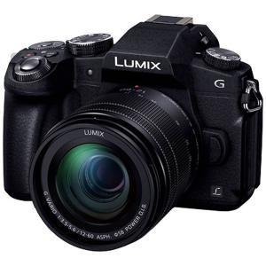 パナソニック DMC-G8M-K LUMIX(ルミックス) デジタル一眼カメラ DMC-G8 レンズ...