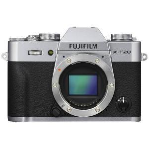 富士フイルム FX-T20-S ミラーレス一眼カメラ「FUJ...