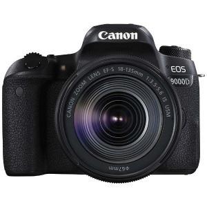 キヤノン EOS9000D-L18135K デジタル一眼カメラ「EOS 9000D」EF-S18-1...
