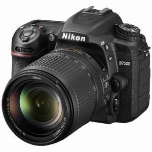 ニコン D7500-L18140KIT デジタル一眼カメラ 「D7500」 18-140 VR レンズキット|yamada-denki