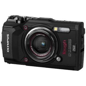 オリンパス TG-5-BLK デジタルカメラ「Tough T...