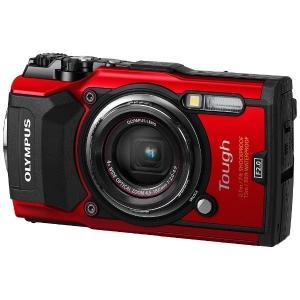 オリンパス TG-5-RED デジタルカメラ「Tough TG-5」(レッド)|yamada-denki