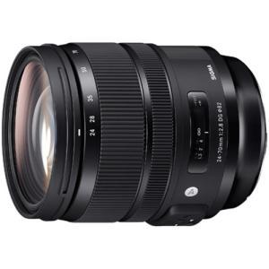 シグマ 交換用レンズ 24-70mm F2.8 DG OS HSM Art ニコン用