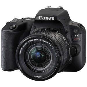 キヤノン EOSKISSX9-L1855KBK デジタル一眼カメラ EOS Kiss X9 EF-S18-55 F4 STM レンズキット ブラック|yamada-denki