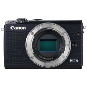 キヤノン EOSM100BK-BODY ミラーレス一眼カメラ...