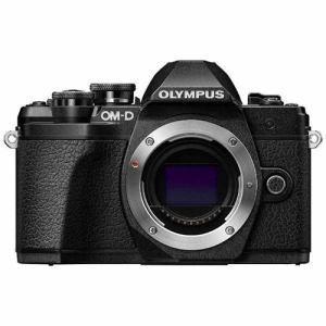 オリンパス OM-D-E-M10MK3-BK デジタル一眼カメラ 「OM-D E-M10 MarkI...