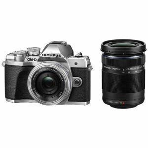 オリンパス OM-D-EM10MK3WK-SL デジタル一眼カメラ 「OM-D E-M10 Mark...