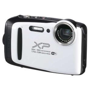 富士フイルム FX-XP130WH コンパクトデジタルカメラ FinePix(ファインピクス) XP130(ホワイト)|yamada-denki
