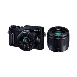 パナソニック DC-GF10W-K デジタル一眼カメラ 「LUMIX DC-GF10」 ダブルレンズ...